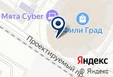 «АРОМА ТД ЗАО» на Яндекс карте