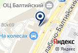 «Эталон, производственная компания» на Яндекс карте Москвы