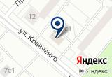 «Юг пкф, ООО» на Яндекс карте Москвы