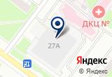 «Формула кино, сеть кинотеатров» на Яндекс карте Москвы