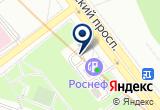 «Детский сад №1052» на Яндекс карте Москвы