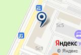 «Легвант» на Яндекс карте Москвы