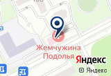 «Ника, модельное агентство» на Яндекс карте Москвы