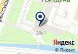 «РПА Палитра» на Яндекс карте