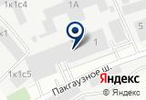 «Тренилон, ООО» на Яндекс карте Москвы