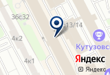 «Интернет - аптека Gepatitpro» на Яндекс карте