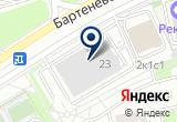 «Юниматик, инжиниринговая компания» на Яндекс карте Москвы