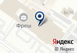 «ЧОП Скала» на Яндекс карте Москвы