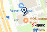«Я любимый малыш, детский развлекательный центр» на Яндекс карте Москвы