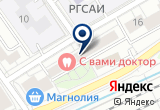 «ЭЛИОН, центр поддержки бизнеса» на Яндекс карте Москвы