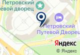 «Петровский Путевой Дворец, отель» на Яндекс карте Москвы