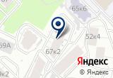 «Отличные Суши, кафе» на Яндекс карте Москвы