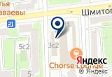 «12 СТУЛЬЕВ» на Яндекс карте