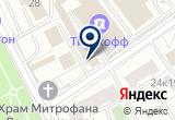 «Эксис-кар ООО» на Яндекс карте Москвы