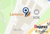 «Русфильтр, НПО» на Яндекс карте Москвы
