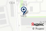 «Продтех» на Яндекс карте Москвы