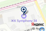 «Лидер» на Яндекс карте Москвы