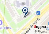 «Фристайл, центр развлечений» на Яндекс карте Москвы