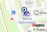 «ИнтелКлимат» на Яндекс карте Москвы