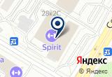 «Тритон-интер, ООО» на Яндекс карте Москвы