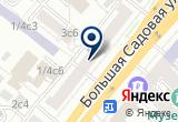 «Мосток ЗАО» на Яндекс карте Москвы