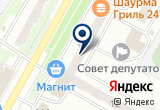 «Финанс центр ЛВ, ООО, кредитная компания» на Яндекс карте Москвы