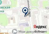 «Экоцентр-гп» на Яндекс карте Москвы
