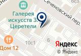 «Багратион, гостиничный комплекс» на Яндекс карте Москвы