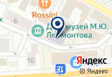 «Президент, модельное агентство» на Яндекс карте Москвы