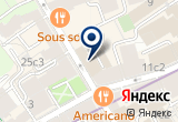 «Сосудистая клиника на Патриарших» на Yandex карте