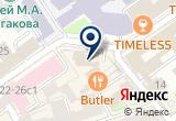 «Эгоист, стриптиз-клуб» на Яндекс карте Москвы