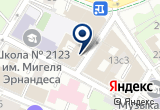«Мсо пау» на Яндекс карте Москвы