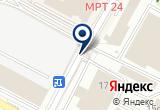 «Тринити спорт» на Яндекс карте Москвы