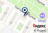 «№ 105 НА НАГОРНОМ БУЛЬВАРЕ» на Яндекс карте