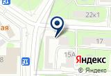 «Клуб предпринимателей ИМИКОР» на Яндекс карте Москвы