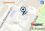 «ИНЖЕНЕРНЫЙ ЦЕНТР ЗАПЧАСТЬ» на Яндекс карте