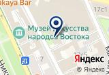 «СОВЭКСПОРТФИЛЬМ» на Яндекс карте