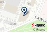 «МосФУД, ООО» на Яндекс карте Москвы