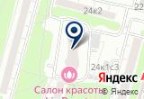 «Универсалприбор, ООО» на Яндекс карте Москвы