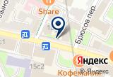 «Русский банк развития» на Яндекс карте Москвы