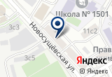 «ФАУНА ОБЩЕРОССИЙСКИЙ КЛУБ ЛЮБИТЕЛЕЙ ЖИВОТНЫХ» на Яндекс карте