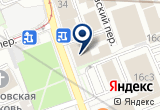 «Ярдум» на Яндекс карте Москвы