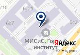 «ЭВОЛЮТА» на Яндекс карте