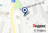 «КАНЬОН, ТД, ЗАО; СИЛЬВЕР» на Яндекс карте