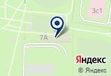«Два товарища клуб» на Яндекс карте Москвы