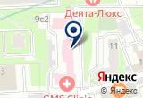«Дом планирования семьи GMS ЭКО, ООО» на Яндекс карте