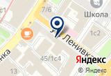 «МКПБ» на Яндекс карте Москвы