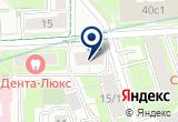 «Tsanava.ru, торгово-ремонтная компания» на Яндекс карте Москвы