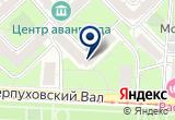 «Artsinger» на Яндекс карте