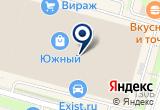 «Южный, торговый центр» на Яндекс карте Москвы